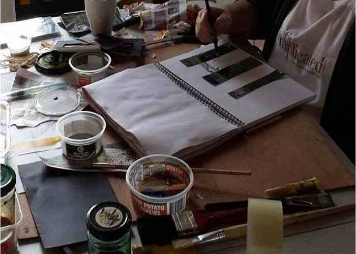 Intron to Art  Workshop